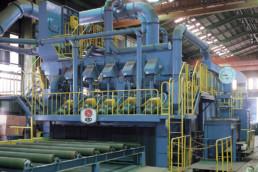 鋼板ブラストSAC型〔新東工業㈱〕