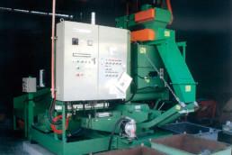Briquetting Machine(NIPPON STEEL & SUMIKIN BUSSAN MATEX CO.,LTD.)