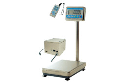 Intrinsic safety Explosion-proof type Platform Scales(Kubota Corporation)