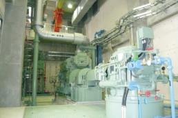 Seto Storm Sewage Pump Plant Pumping system