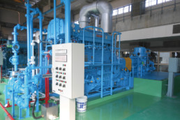 Mizushima Sewage Treatment Plant,Rainwater Pump Mechanical Equipment