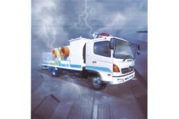 Kubota Drainage Pump Car