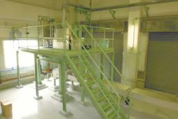 大洲市肱南浄化センター水処理設備