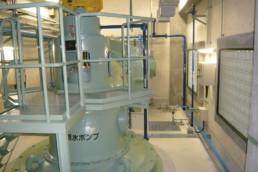 瀬戸雨水ポンプ場ポンプ設備