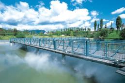 津山グリーンヒルズ噴水設備
